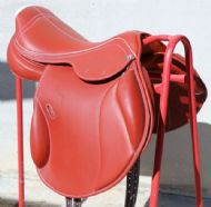 SPECIAL OFFER Horseball saddle by Zaldi